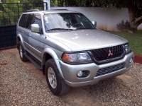 Due to our return to Europe and with regrets, we have to sell our 2001 Mitsubishi Montero Sport 3.5 XS, automatic, (real)4WD, gasoline,Grey, Leather seats, Radio-CD, AC, 4 new tires. Excellent condition! We accept RDS, USD, Euro. For more information, call: 809 984 3779 or 809 984 6904 or e-mail: wouters.lefebvre@hotmail.com